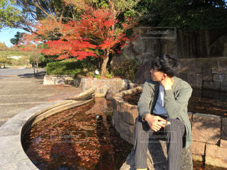 岡山県のとある公園でのことの写真・画像素材[994200]