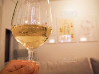 部屋,絵画,ワイン,グラス,乾杯,ドリンク,スパークリング