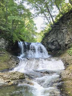 自然,川,滝,フィルム,フィルム写真,フィルムフォト