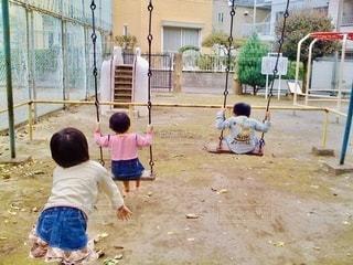 公園遊びの写真・画像素材[2589049]