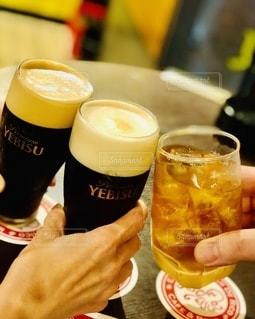 グラス,ビール,乾杯,飲み会,ドリンク,カンパイ