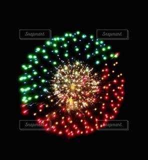 キレイな花火の写真・画像素材[2634638]