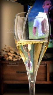綺麗,グラス,泡,乾杯,ドリンク,スパークリングワイン,乾杯フォト