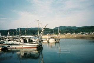 海,ビーチ,船,港,漁船,漁港,フィルム,フィルム写真,フィルムフォト
