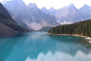 湖の写真・画像素材[217327]