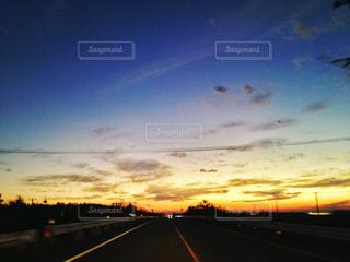 夕日の写真・画像素材[2464814]