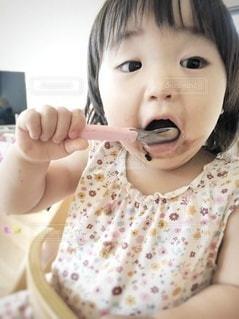 食べたいもの仕方ないの写真・画像素材[2482385]