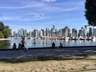 自然,風景,水面,旅行,ランニング,カナダ,バンクーバー