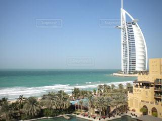 風景,ビーチ,旅行,ホテル,ドバイ