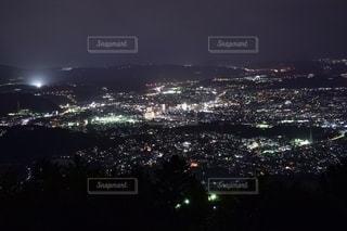 夜の街の眺めの写真・画像素材[2722812]