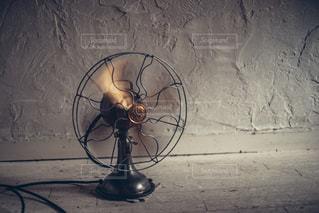 アンティークな扇風機の写真・画像素材[3514096]