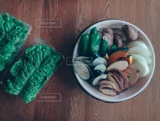 野菜の盛り合わせの写真・画像素材[3697464]
