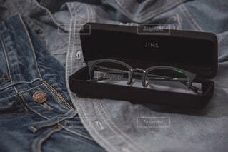 J!NS×jeans Combination Airframeの写真・画像素材[3724007]