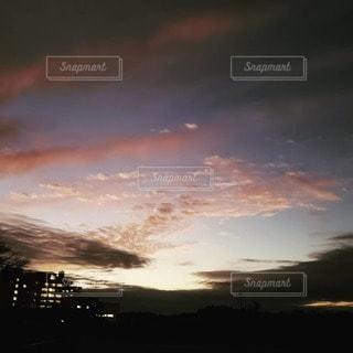 夕暮れの写真・画像素材[2479824]