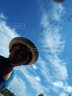 夏雲の写真・画像素材[2479831]