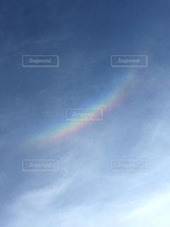 可愛い虹の写真・画像素材[2578629]