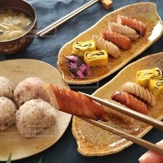 和食でジョンソンヴィルの写真・画像素材[3221354]