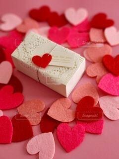 バレンタインのイメージの写真・画像素材[4140935]