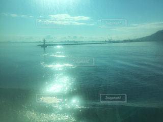 函館の港と海の写真・画像素材[2625443]