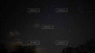 星空の写真・画像素材[3373265]