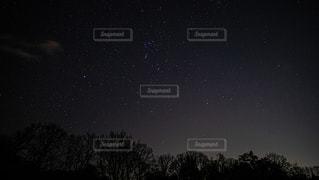 星空の写真・画像素材[3373269]