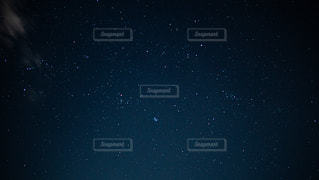 星空の写真・画像素材[3373271]