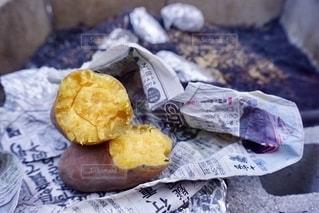 ホクホク焼き芋フォトの写真・画像素材[2671727]