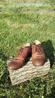 革靴の写真・画像素材[2666134]