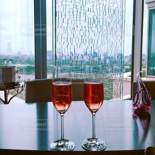 ランチ,グラス,ホテル,乾杯,フレンチ,ドリンク,シャンパン,日比谷