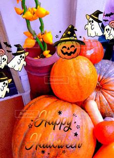 Happy  Halloweenの写真・画像素材[2634626]