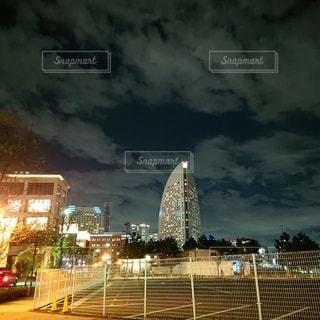 夜景フォトの写真・画像素材[2743286]