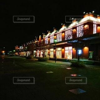 夜景フォトの写真・画像素材[2743283]