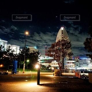 夜景フォトの写真・画像素材[2743285]