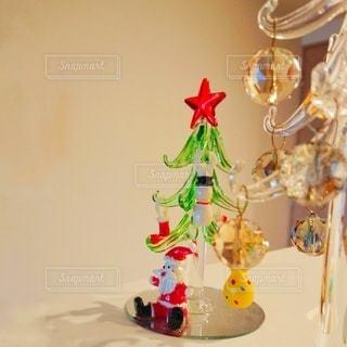 クリスマスフォトの写真・画像素材[2823214]