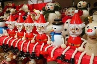 クリスマスフォトの写真・画像素材[2825360]