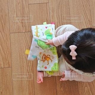 読書フォトの写真・画像素材[2924165]