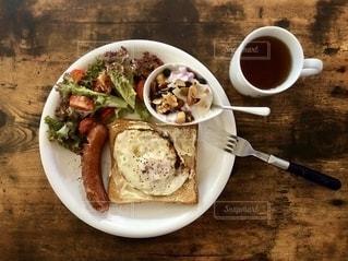 美味しい朝食の写真・画像素材[2622675]