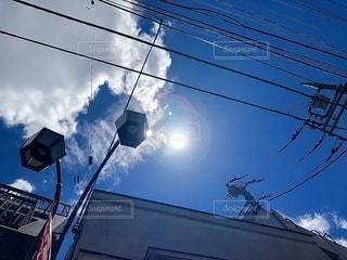 太陽の写真・画像素材[2623729]