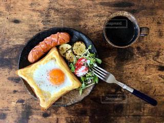 朝食の写真・画像素材[3214687]