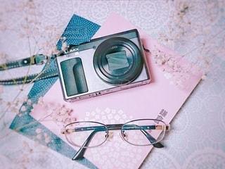 ファッション,カメラ,アクセサリー,リビング,ピンク,部屋,本,家,眼鏡,メガネ,カスミソウ