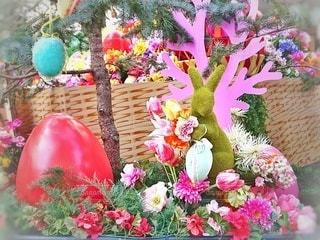 卵いっぱいイースターの写真・画像素材[3031096]