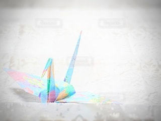 折り鶴の写真・画像素材[3126164]