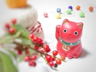 お正月飾りの写真・画像素材[4041299]