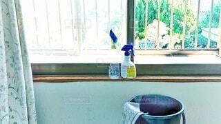 窓掃除の写真・画像素材[4771452]