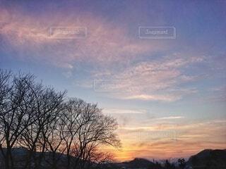 夕暮れの写真・画像素材[4814960]