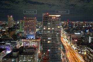 都市夜景の写真・画像素材[2738258]