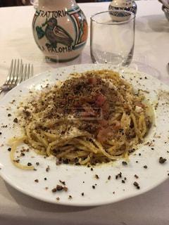 海外,イタリア,海外旅行,グルメ,ローカル,オルヴィエート,Orvieto,Italia,ウンブリア,Umbria,Trattoria La Palomba,Spaghetti dell'Ascaro