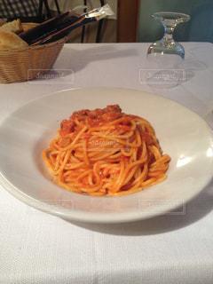 海外,ローマ,イタリア,海外旅行,グルメ,ローカル,Roma,Italia,ラツィオ,Lazio,Ristorante Tre Archi da Loreto,Spaghetti all'Amatriciana