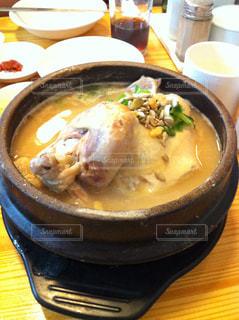 韓国,グルメ,ローカル,ソウル,土俗村蔘雞湯,蔘雞湯
