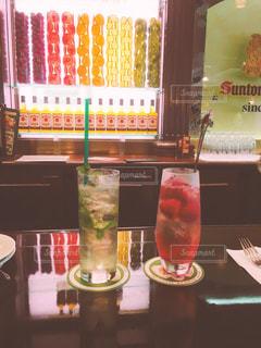 フルーツ,グラス,カクテル,乾杯,バー,ドリンク